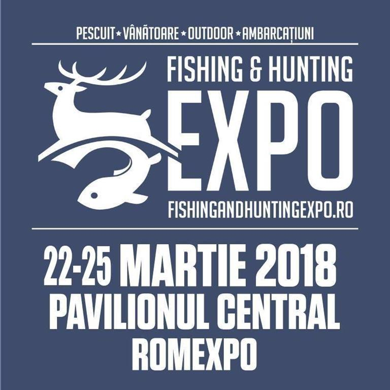 Fishing hunting expo 2018 11500 mp de pescuit for Hunting and fishing expo