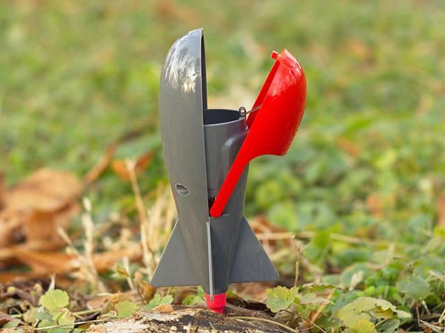 racheta de nadire carp system