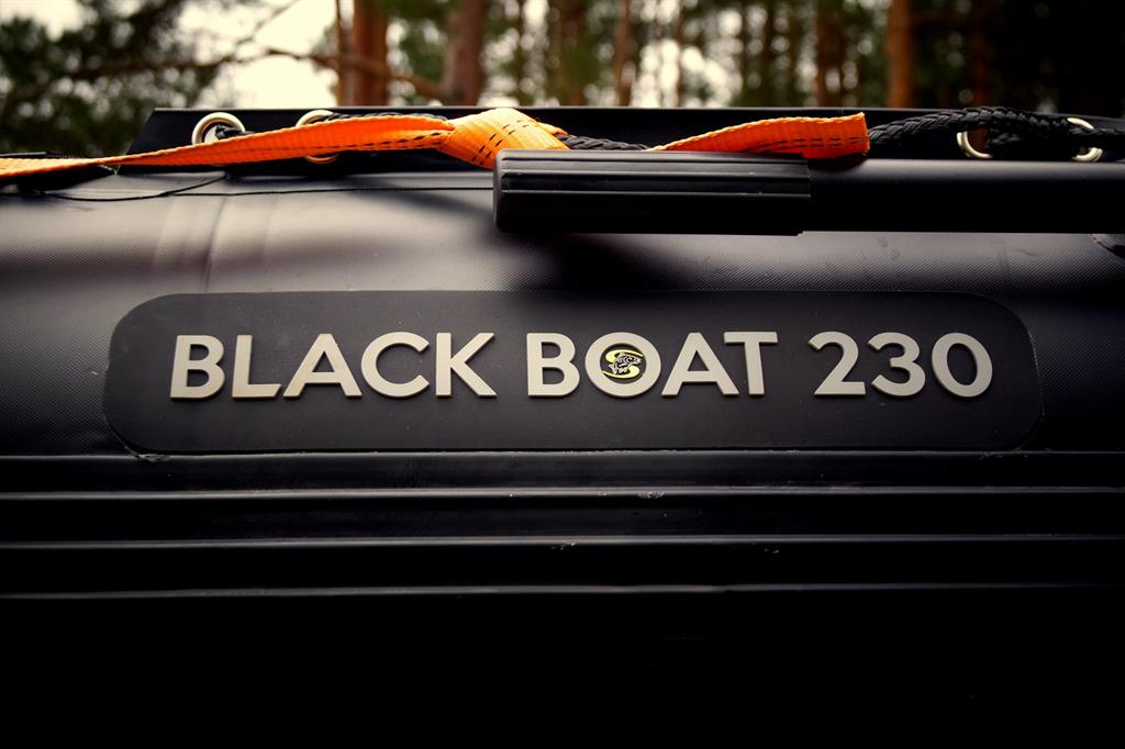 Carp Spirit Black Boat 230