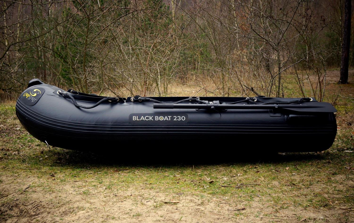 Black Boat 230 Carp Spirit