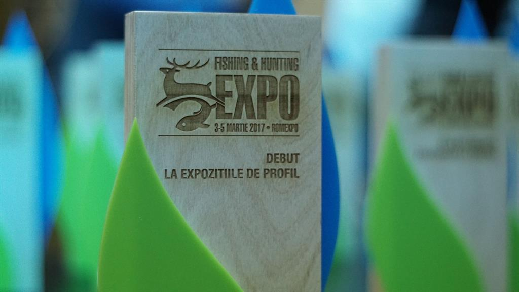 premii fishing and hunting expo