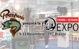 Ce branduri de crap aduce Pescamania la Fishing & Outdoor EXPO - Brasov?