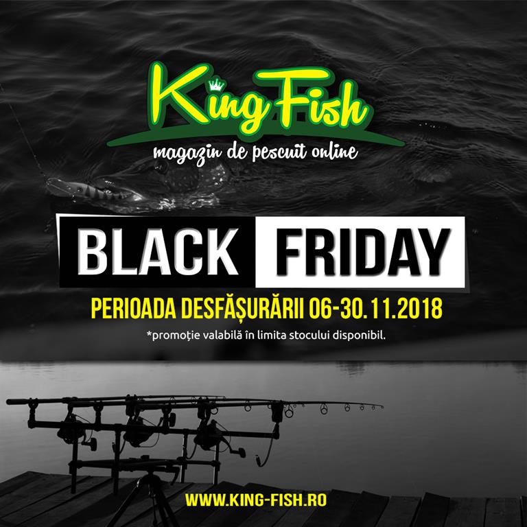 blackfriday la king fish