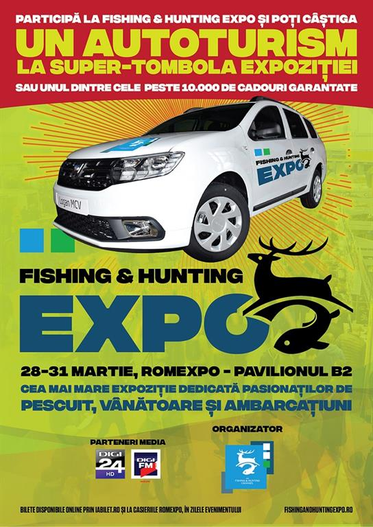 fishing and hunting expo 2019