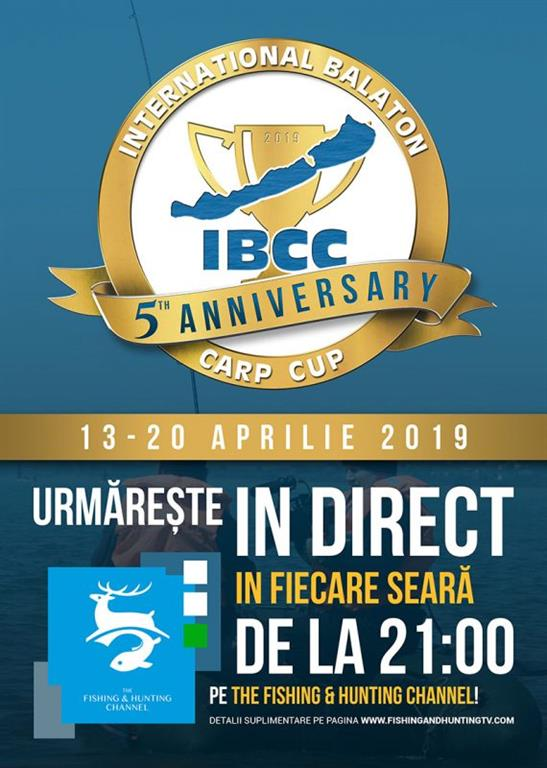 fishing and hunting channel ibcc2019