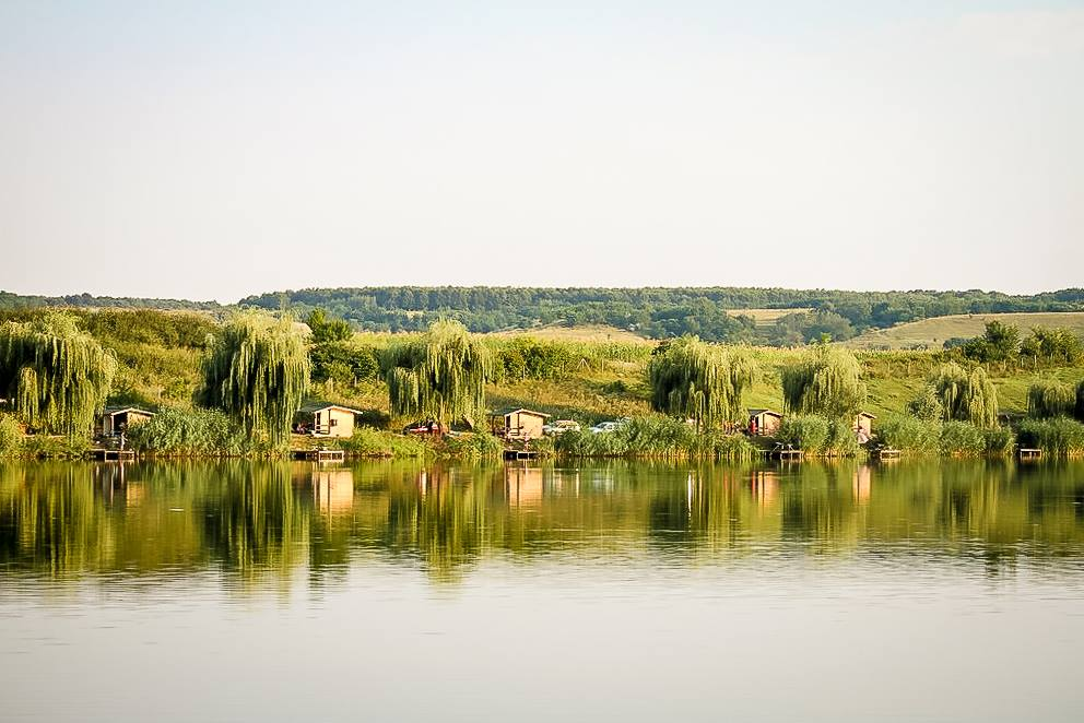lacul green paradise